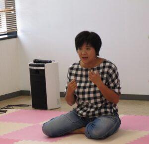 子育て座談会2021/06/22 @ 唐津市子育て支援情報センター(りんく3階)